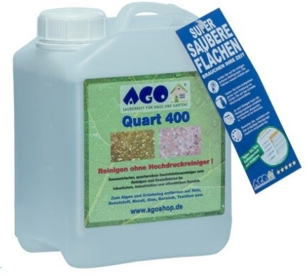 Ago Quart 400, 2 Liter-Kanister - 1