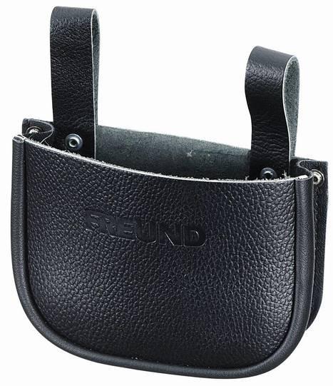 Nageltasche Standard schwarz, einfach - 1