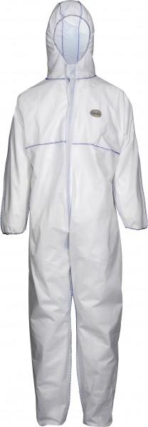 CoverBase ® -Premium Chemieschutzoverall SMS-1, Größe M - 4 XL - 1