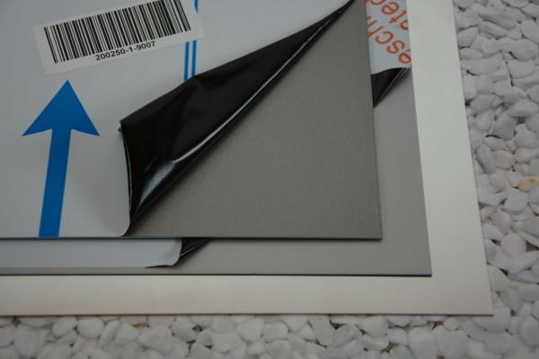 Alu Zuschnitt, Größe: 200 x 250 x 1 mm, verschiedene Farben - 1