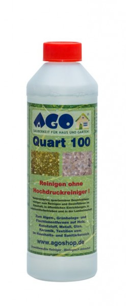 Ago Quart 100, 500 ml-Flasche - 1