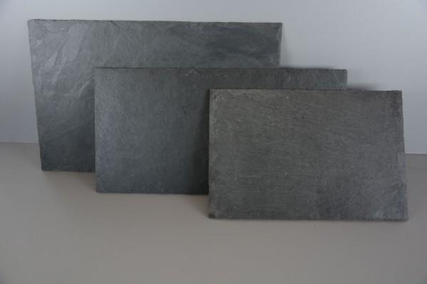 Schiefertafel Bruchkante, verschiedene Formate - 1